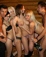 sex party video